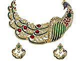 Zaveri Pearls Non-Precious Metal Multi-C...