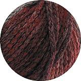 ALTA MODA SUPERBABY Color 307 - Burgund / Rotgrau / Ziegelrot