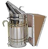 NEWEL Bienenstock-Raucher-Edelstahl-/Hitzeschild-Imkerei-Ausrüstung