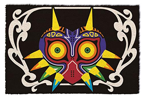 1art1® The Legend of Zelda - Majora'S Mask Felpudo