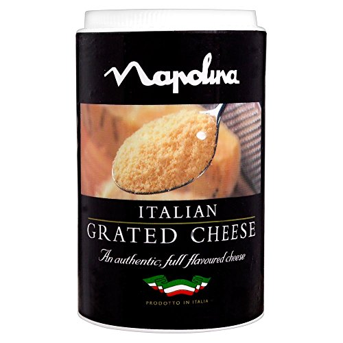 (12 Pack) Napolina Grated Cheese - 50g