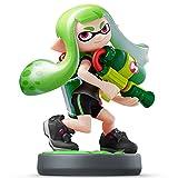 Fille d'amiibo [citron vert] (série de Splatoon)  Nintendo WiiU/ 3DS[restriction de quantité] / amiibo Girl [lime green] (Splatoon series) Nintendo WiiU/ 3DS [quantity limitation]