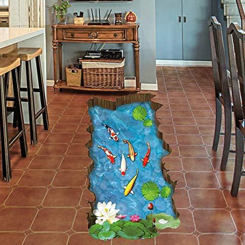 Gem Bad (Wasserdichte selbstklebende 3D solide Wand Aufkleber Papier Stock, Schlafzimmer, Wohnzimmer, Bad, Bad gem)
