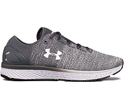 Under Armour Men's UA Charged Bandit 3 Running Shoes, Black