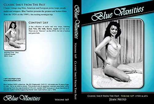 Preisvergleich Produktbild Blue Vanities Vol. 169 - Classic smut from the past