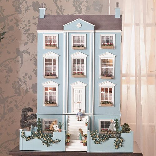 Used, The Dolls House Emporium Classical Dolls House Kit for sale  Delivered anywhere in UK