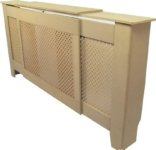 Radiator-Cover-Radiator-Cabinet-Traditional-Style-MDF-Adjustable-1300mm-upto-1950mm