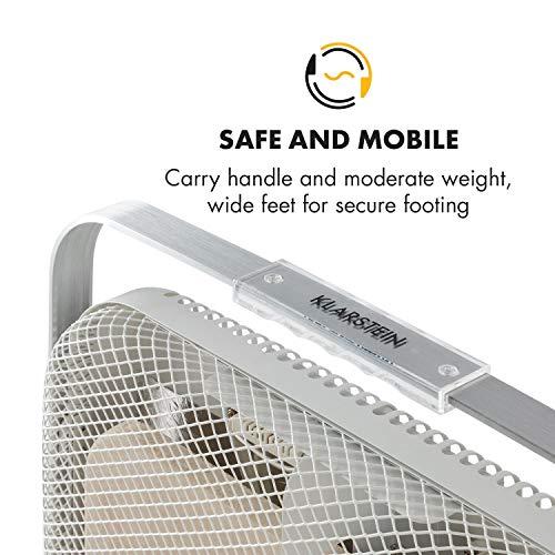 Klarstein HeatPal Marble • Infrarot-Heizpanel • Infrarot-Heizung • Wärmespeicher Bild 4*