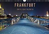 Frankfurt Skylights 2016 (Wandkalender 2016 DIN A4 quer): Skylines und Tower von Frankfurt am Main (Monatskalender, 14 Seiten) (CALVENDO Orte)