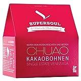 SuperSoul Chuao Kakaobohnen geröstet & geschält 200 g