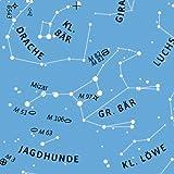 Sternkarte drehbar