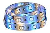 AwoX SSL-C362-C Ruban LED couleur connecté Bluetooth StripLED 2m avec alimentation,...
