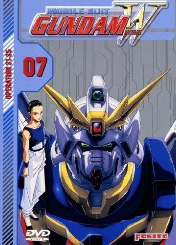 Mobile Suit Gundam Wing - Vol. 7, Episoden 31-25 (Mobile Suit Gundam Wing)