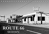 Route 66 (Tischkalender 2019 DIN A5 quer): Spurensuche (Monatskalender, 14 Seiten ) (CALVENDO Orte)