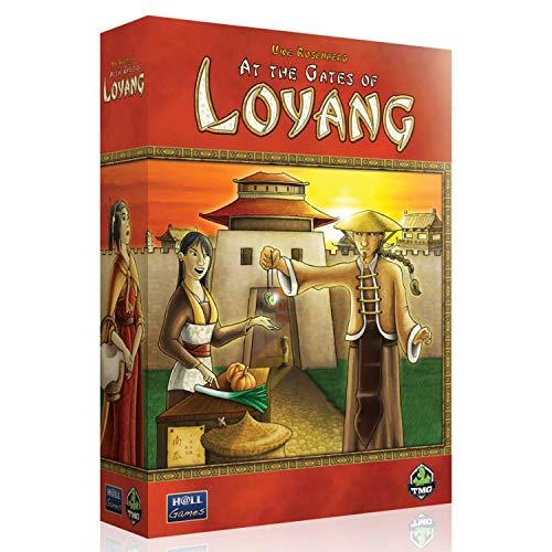 Tasty Minsrel Games At The Gates of Loyang - English