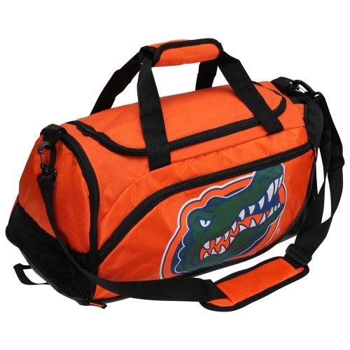 NCAA Florida Gators Locker Room Collection Duffle Bag, klein, orange (Bean-bag-baseball)