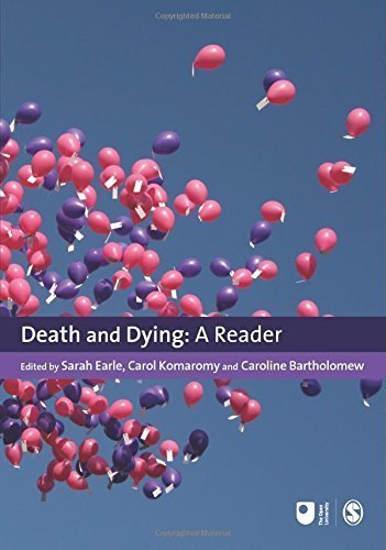 Death and Dying: A Reader (Published In Association With The Open University) by (2008-12-03)