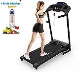 Best Treadmills - FoxHunter Heavy Duty Folding Motorized Electric Treadmill Running Review