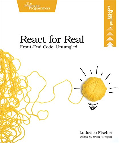 React for Real por Ludovico Fischer