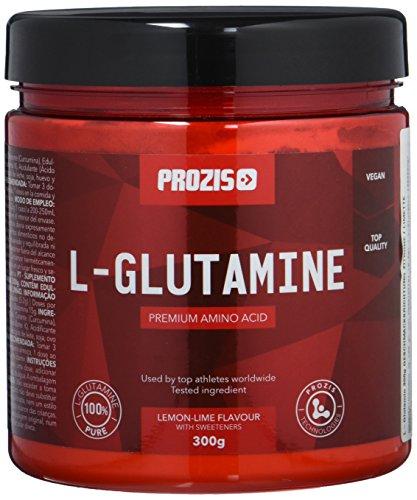 Prozis L-Glutamin 300g Lemon-Lime