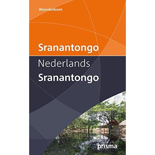 Prisma woordenboek Sranantongo: Prisma wortubuku fu Sranantongo