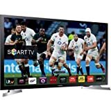 Samsung Series 4 UE32J4500 32-Inch Widescreen HD Ready LED Smart Television with Built-In Wi-Fi and Freeview HD