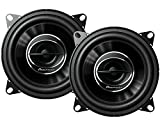 Pioneer TS-G1045R Dual Cone 4-Inch 210 W 2-Way Speakers-Set of 2
