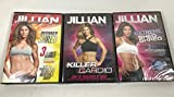Best Cardio Workout Dvds - 3 Pack Jillian Michaels Fitness DVD's Beginner Shred Review