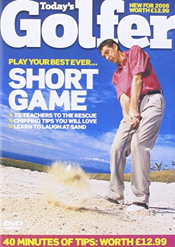 Today's Golfer - Play Your Best Ever Short Game [DVD] [UK Import] (Beste Shorts Golf)