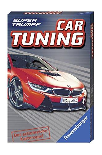 Ravensburger 20331 Car Tuning Kartenspiele, Mehrfarbig