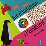 Kit d'initiation � l'origami