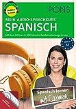 PONS Mein Audio-Sprachkurs Spanisch: Mit dem Hörkurs in 330 Minuten flexibel unterwegs lernen