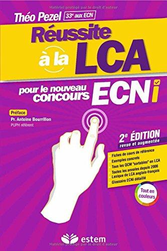 Réussite à la LCA pour le nouveau concours ECNi