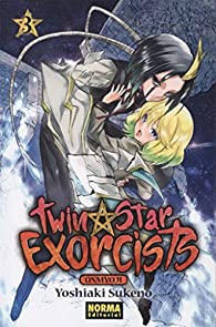 Twin Star Exorcists: Onmyoji 3 par Yoshiaki Sukeno