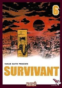 Survivants Edition simple Tome 6