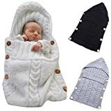 Wickeldecke für Neugeborene, für Kleinkinder und Babys, Wolle