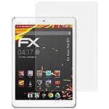 atFolix Schutzfolie kompatibel mit Haier Pad 971 Bildschirmschutzfolie, HD-Entspiegelung FX Folie (2X)