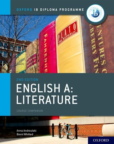 IB English A: Literature: IB English A: Literature Course Book
