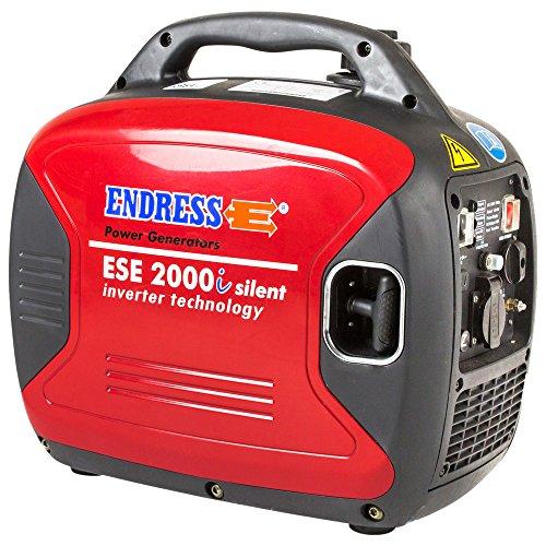 Preisvergleich Produktbild Endress Stromerzeuger ESE 2000i Silent,  IP68 Steckverbindungen,  Benzin
