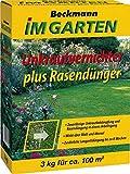Rasendünger mit Unkrautvernichter 3 kg