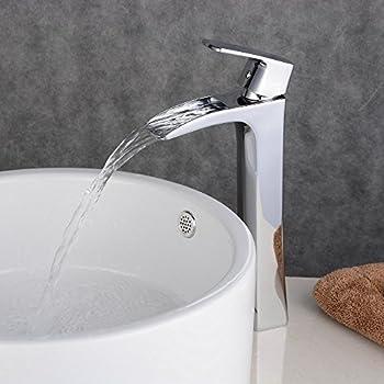 Beelee BL210H-D Design prolungata miscelatore del rubinetto cascata ...