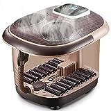 Pediluvio Automatico Barile Di Riscaldamento Elettrico Lavaggio Del Piede Barile Fumigatore Massaggiatore Termostatico Terapia Del Piede Macchina Barile Profondo Pediluvio Domestico