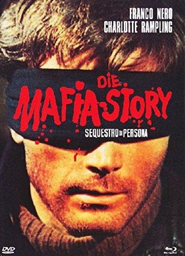 Die Mafia Story - Uncut/Mediabook (+ DVD) [Blu-ray] [Limited Edition]
