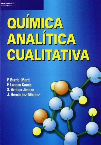 Química analítica cualitativa