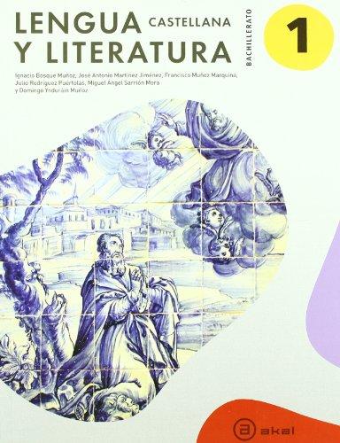 Lengua Castellana Y Literatura. Siglo XVII. Bachillerato 1 - 9788446033806 por Vv.Aa.