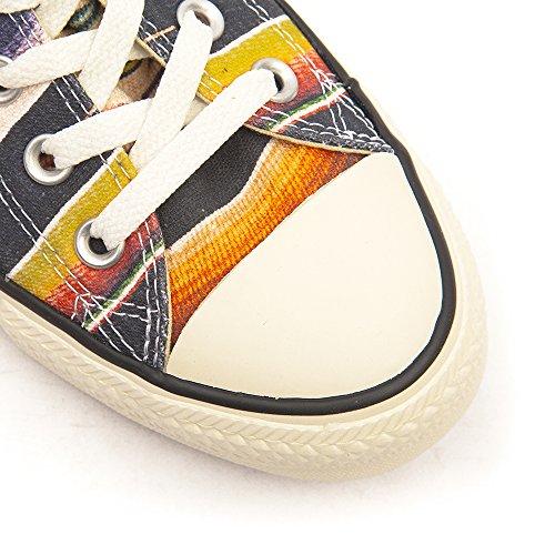 Converse - Ctas Core Hi, Sneaker Unisex – Adulto Black Multi
