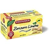 Pompadour Infuso 20Flt Zenzero/Limone