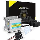 H1 HID Xenon Kit di Conversione Lampada 6000K, 12V 35W