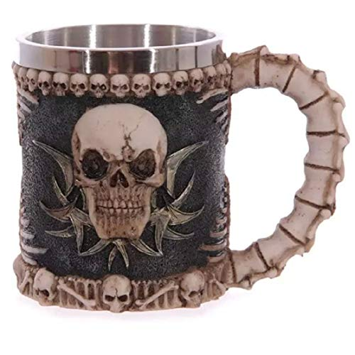 happy event Halloween Schädel-Krug Tasse Kaffee | Cool -