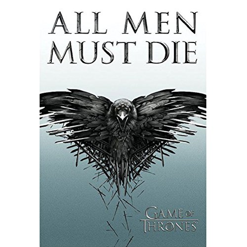 De Juego De Tronos All Men Must Die Póster